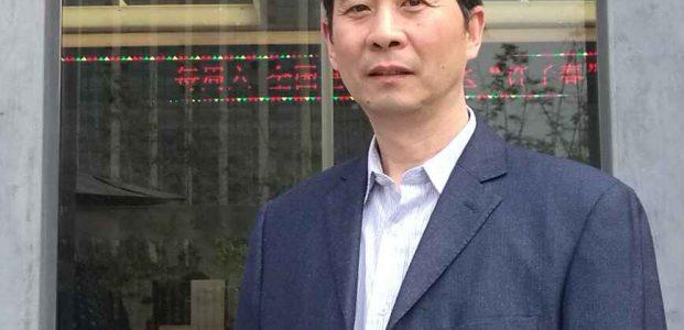 吕东升 |  北京传统推拿治疗研究会常务副会长兼秘书长