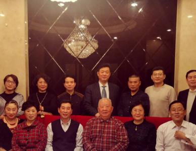 北京传统推拿研究会2017年第二届理事会召开